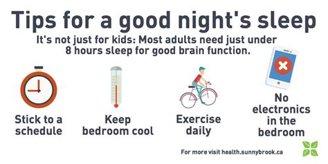 For A Nights Sleep by Get Some Sleep For Your And Brain