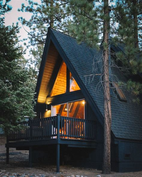 this 1970 s a frame cabin gets a spectacular makeover
