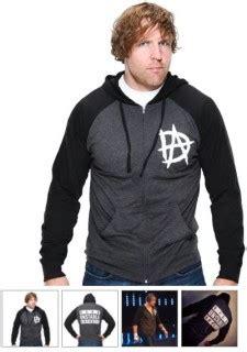 Hoodie Alto Merch dean ambrose models new hoodie on shop stillrealtous