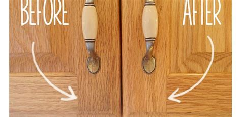 cleaning kitchen cabinet doors secret to cleaning gunky kitchen cabinets