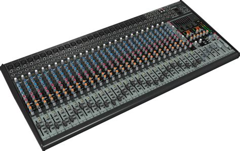 Mixer Audio 32 Channel behringer eurodesk sx3242fx 32 channel analog mixer