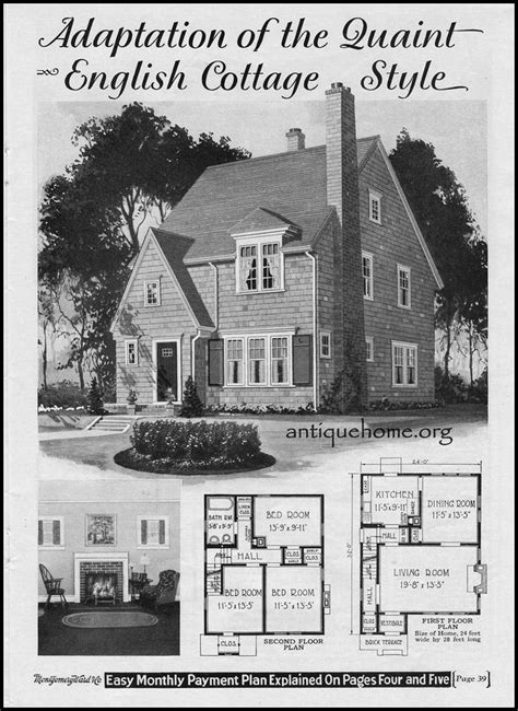 1900 Montgomery Ward House Plans Montgomery Ward House Plans
