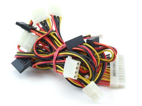 Kabel Modular Seasonic Sata seasonic wu24bs5141bw sata molex peripheral cable kabel ss 400h1u h2u ss 520h2u ebay