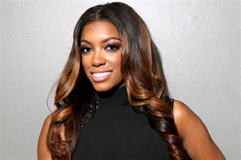 what kind of hair does porsha wear rhoa star porsha williams arrested for driving on a