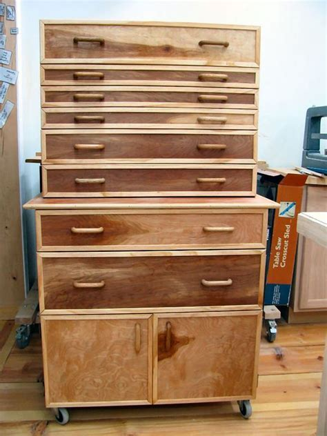 Built this Tool Cabinet for the Shop!   Woodworking   Wood