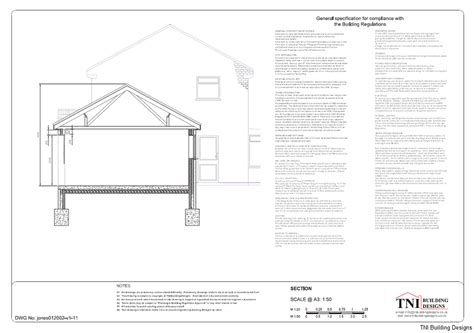 garage drawing tni building designs 100 feedback architectural designer in dursley