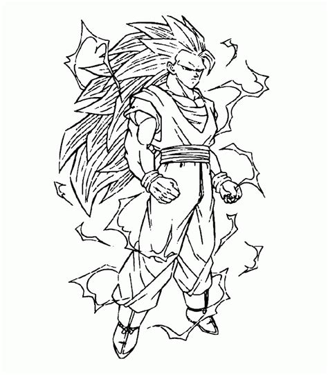 dragon ball z kai coloring pages to print coloring pages of dragon ball z kai dragonball z