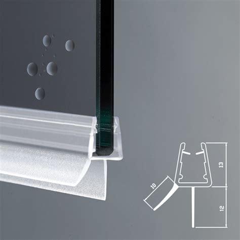 profili per box doccia gocciolatoio per box doccia per vetri di spessore 6 e 8 mm