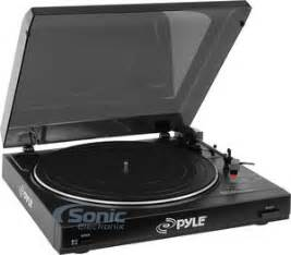 Eqiupmen Needed To Record Vinyl To A Computer - pyle plttb2u professional belt drive usb turntable w pre