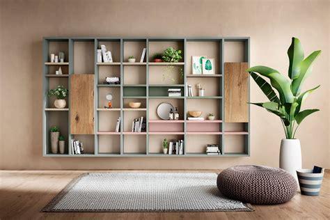 libreria soggiorno mobili per soggiorno moderni arredamento salotto lago