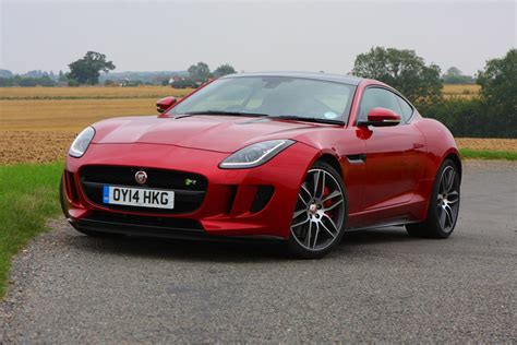 jaguar f type coupe review jaguar f type r coupe review 2014 parkers