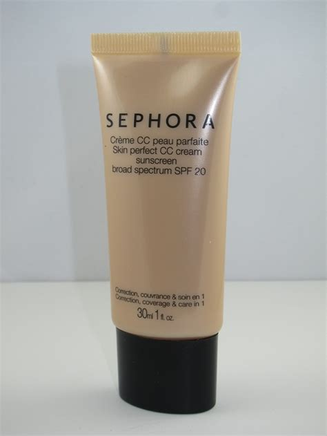 sephora skin cc review swatches musings
