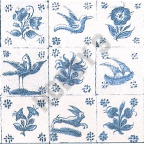 shop early delft wallpaper blue  white hobbyukcom