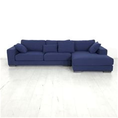 blue velvet l shaped sofa woven wicker outdoor sectional clean and compact modular