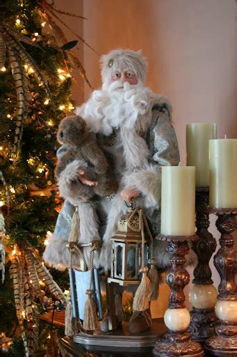 decorating with father christmas figures reproductions world st nicks handmade original and reproduction santa dolls