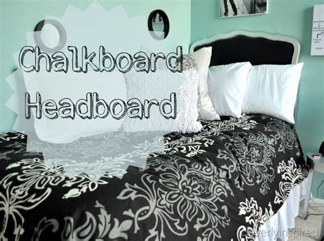 diy chalkboard headboard how to make a chalkboard headboard