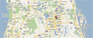 central florida cities map phone for reservation 407 396 4500