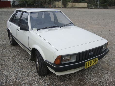 Ford Laser Che Cover Mobil Durable Premium 1981 ford laser photos informations articles bestcarmag