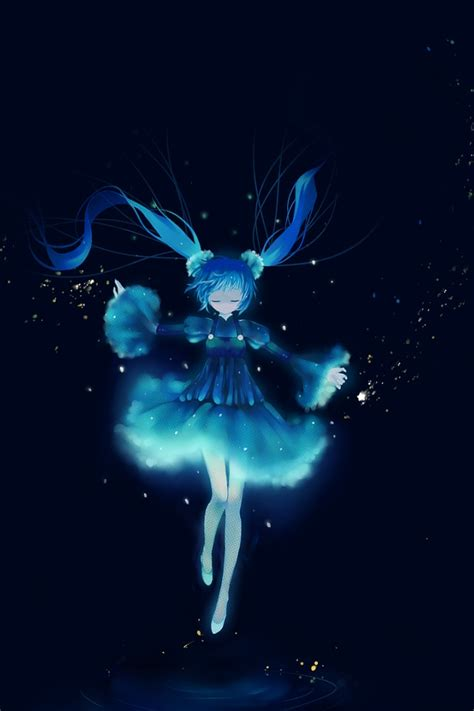 anime wallpaper hd for tab 640x960 hatsune miku iphone 4 wallpaper