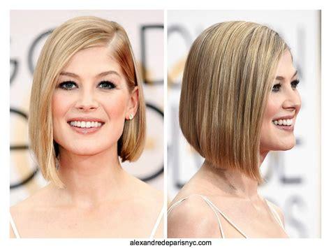 bob haircuts rosamund pike rosamund pike bob all the hairs pinterest rosamund