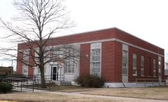 Post Office Greenwood by National And State Registers Of Historic Places Kansas