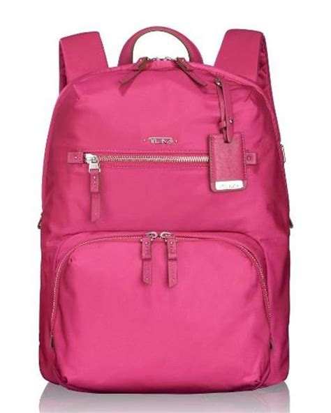 Tumi Halle Backpack Rb281 tumi voyageur halle backpack in pink lyst