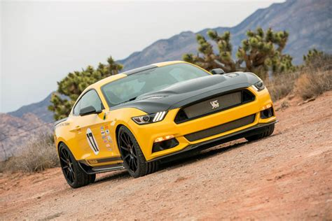 shelby terlingua mustang 2015 16 shelby terlingua mustang the awesomer