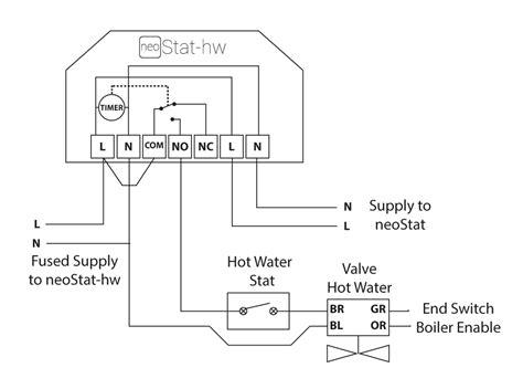 heatmiser wiring diagram heatmiser underfloor heating