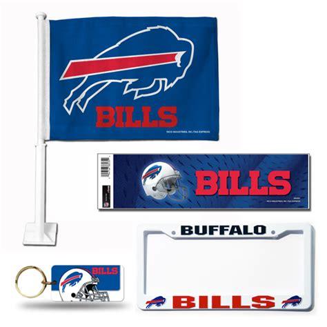 buffalo bills desk accessories nfl car tailgate accessories