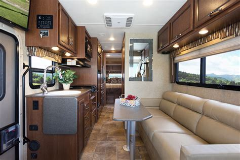 Luxury Power Outlets tmc releases 2016 axis and vegas motorhomes rvguide com blog