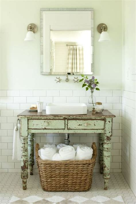 rustic chic bathroom vanity 34 rustic bathroom vanities and cabinets for a cozy touch