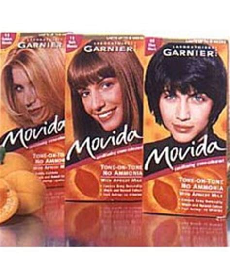 novida hair dye garnier garnier garnier movida conditioning creme