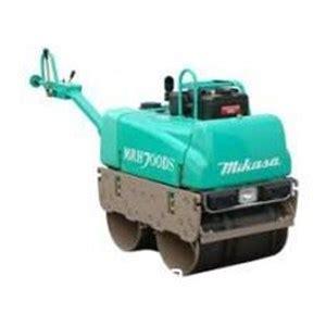 sell machine vibrator roller mikasa mrh 600dsa from