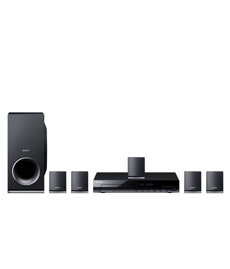 Home Theater Sony Di Indonesia sony dav tz145 home theatre system reviews price rating tv mp3 player mp4 player