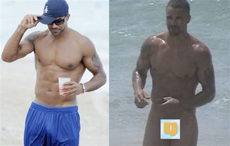 leaked male celeb shemar queerty