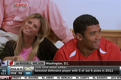 russell wilson and his wife ashton were getting a divorce russell wilson wife ashton wilson steals spotlight on