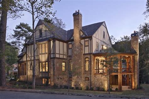 English Tudor Style House by English Tudor Home English Tudor Style Homes Pinterest
