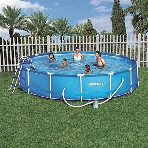 swimmingpool für garten 15 steel pro frame swimming pool set outdoor garden