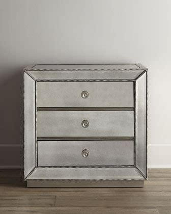 silver leaf bedroom furniture horchow silver leaf