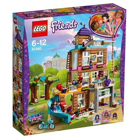 Lego And Friends Set Murah lego 41340 friends friendship house lego friends uk