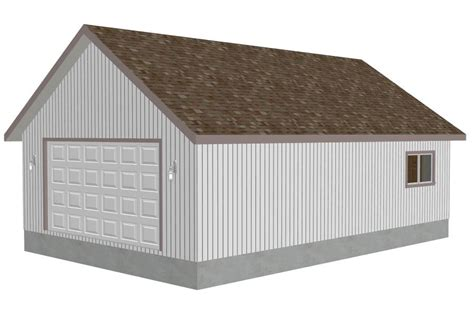 plans for garages g407 plans grunke 8002 70 24 x 36 x 9 detached