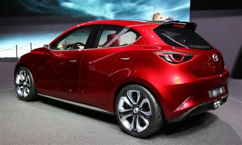 Spion Mazda 2 New 2016 2016 mazda 2 redesign concept 2017 cars review gallery