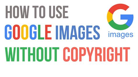 google images you can use how to use google images without copyright issue youtube
