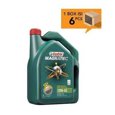 Karton Nomor 40 jual paket karton castrol magnatec 10w 40 api sn cf 4 liter harga kualitas
