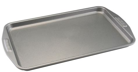 Oven Baking Pan Serbaguna 28 Cm circulon bakeware steel 45x28 cm non stick oven tray grey co uk kitchen home