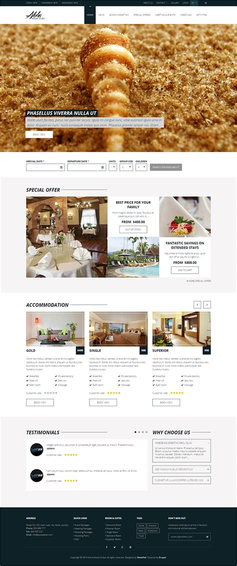 drupal themes gmal 10 travel agency drupal themes free website templates