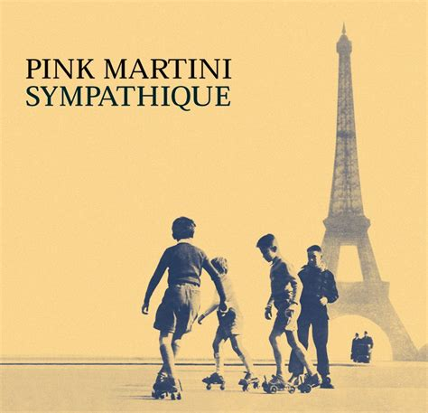 Pink Martini Album Covers
