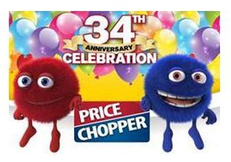 Price Chopper Gift Card - price chopper additional savings and chance to win during 34th anniversary celebration