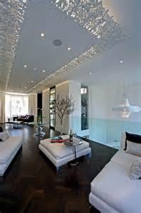 Modern Designs 33 Examples Of Modern Living Room Ceiling Design And Life