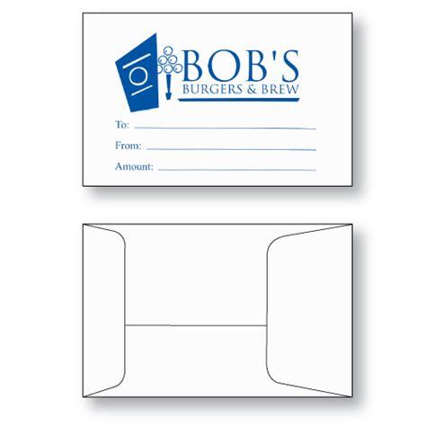 Standard Gift Card Envelope Size - gift card envelope style e sheppard envelope